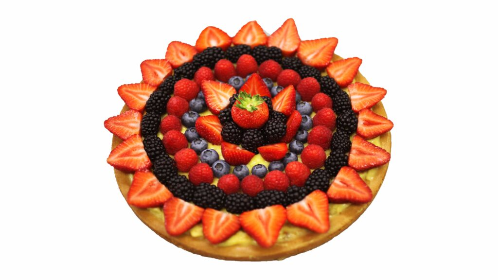 Costata di frutta